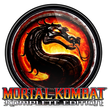 Mortal Kombat Komplete Edition-v3 by edook