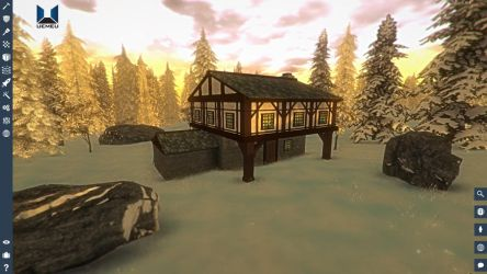 Rustic Tavern by uemeu-official