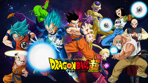 TOURNAMENT OF POWER - Universe 7 Team Wallpaper by WindyEchoes