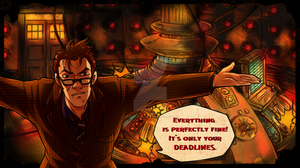 Deadlines by Miss-Alex-Aphey
