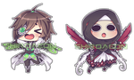 [C] Cheebs - Chris and Hilal by ShiroAeon
