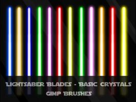 Lightsaber Blades - Basic by Jedania