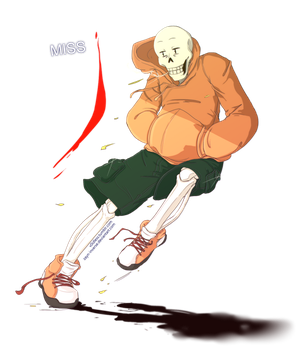 Miss by v0idless
