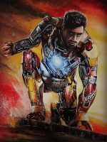 Iron Man by ZhengLin