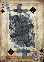King of Spades by NoahW