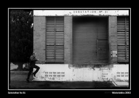 Substation No 81 by misteriddles