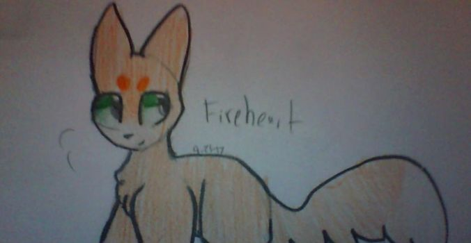Fireheart by Nftyfox
