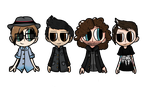 Fall Out Boy by LZGaMeR