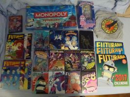 My Futurama Collection by Spaceman130