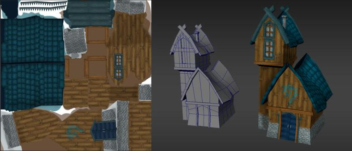 Another asset 3D by Elo-Doudoune
