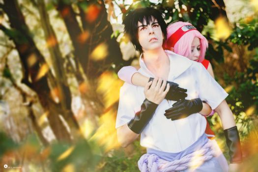 Naruto Shippuden: I'll save you, Sasuke-kun... by DidsRainfall