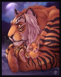 I will protect you by evana