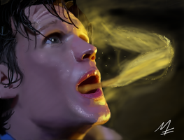 Matt Smith- 12th doctor by Dammit-Jim