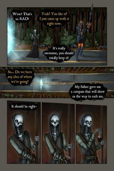 The Next Reaper | Chapter 6. Page 110 by JetDaGoat