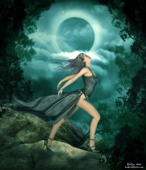 Moon Dance by ashlyn