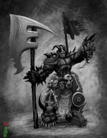 chaos warlord part 2 by dinmoney