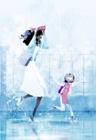 Just a little bit of rain! by PascalCampion