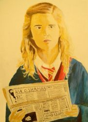 Hermione by serenity600