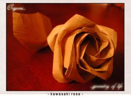 Origami - Geometry of Life 2 by orsobrusco