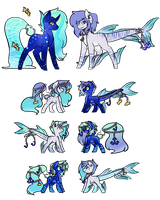 Fishy Breed AUCTION (CLOSED) by cutevulpix56