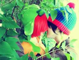 Kiss Me by Smalltowncosplay