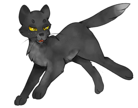 Wolfpaw by kittaboo