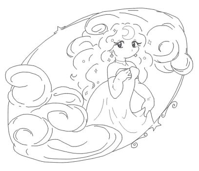 Swept Up With the Clouds WIP by Miss-Mokeytopa