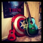My Thor and Loki by AbbyCatWolff