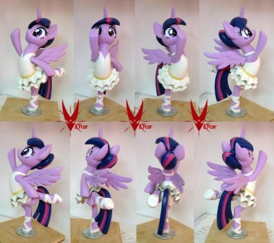 Twilight Sparkle Ballerina by VIIStar