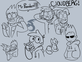 EddsWorld  | Sketchdump by TealTNT