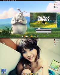 Big Buck BUNNY + Summer Song by Angelo975