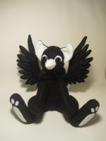Gryphon Plushie by Ghost-Apple