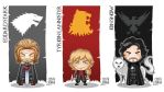 Game of Thrones - Minigeeks 01 by Costalonga