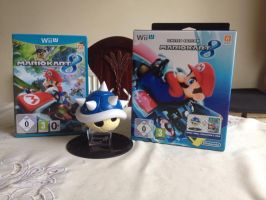 Mario Kart 8 Limited Edition by extraphotos