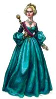 Early Victorian Elsa by suburbanbeatnik