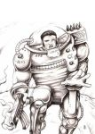 Rolfe's Robot by bryancollins