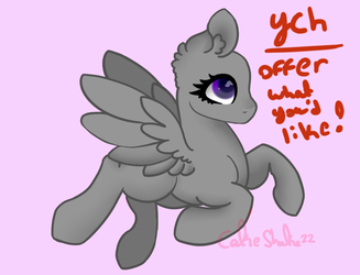 Mlp Ych by CakeShake22