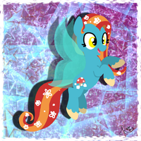 Trade: MLP OC - Fable by Kazziepones