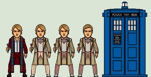 The 5th Doctor by Stuart1001