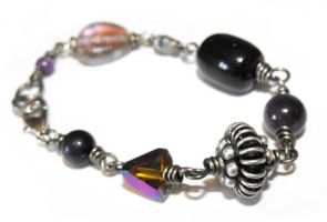 Spacepunk Bracelet by JLHilton