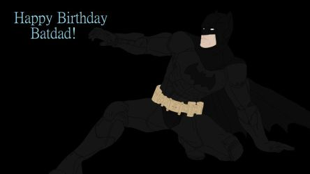 Batman Birthday by 1Rabbitty1