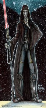 Darth Plagueis by Phraggle