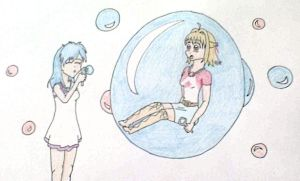 AT Bubble Play by Punisher2006