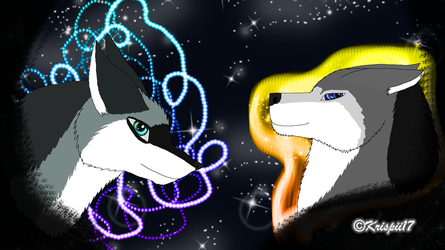How I know you Speedpaint Link in description by Krispii200