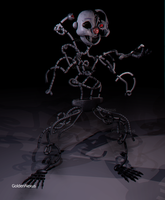 Ennard Full Body by GoldenNexus