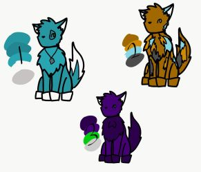5 point adopts! 3/3 open by Bluestar1991