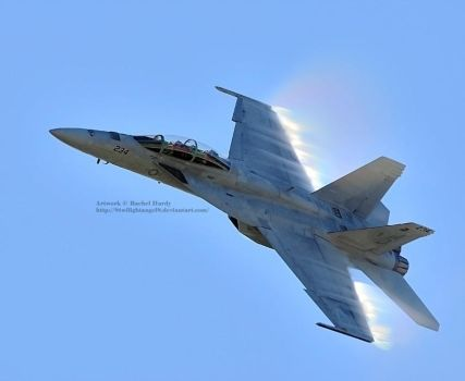 The Super Hornet by 8TwilightAngel8