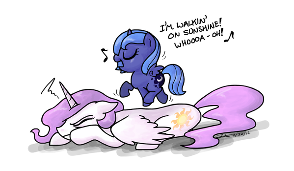 And Don't It Feel Good by Zicygomar