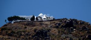 Monastery on a Hill by Alimba