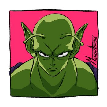 Piccolo by mehdianim